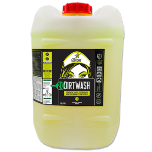 DIRT WASH Concentrate 2X (20 Litres)
