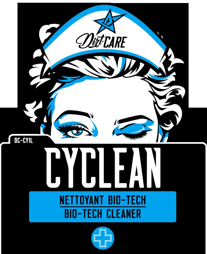 Cyclean Cleaner Nurse
